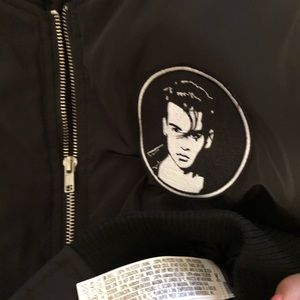 NWT- Cry Baby new jacket// size small